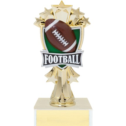 All Star Sport Figure Trophy Series - Football