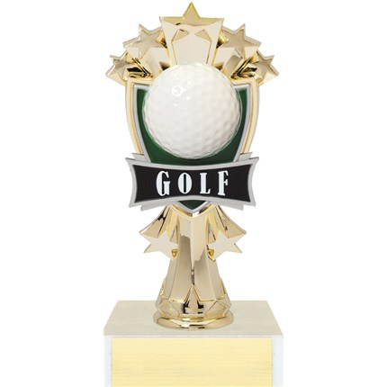 All Star Sport Figure Trophy Series - Golf