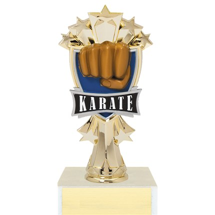 All Star Sport Figure Trophy Series - Karate