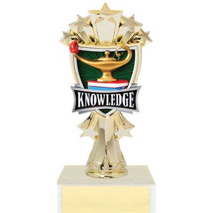 All Star Sport Figure Trophy Series - Academics