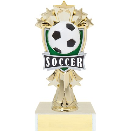 All Star Sport Figure Trophy Series - Soccer