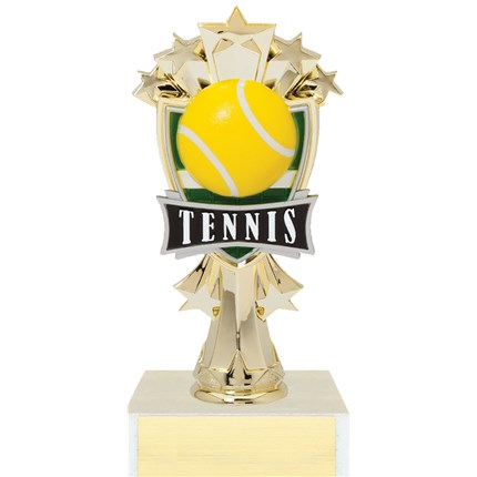 All Star Sport Figure Trophy Series - Tennis