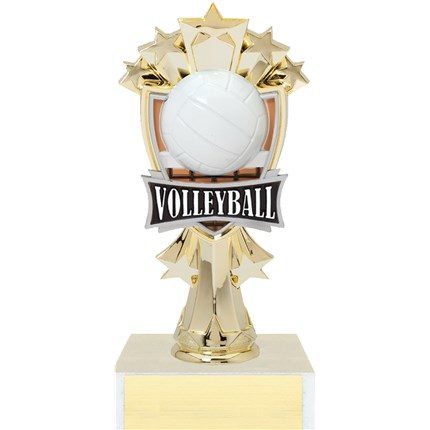 All Star Sport Figure Trophy Series - Volleyball