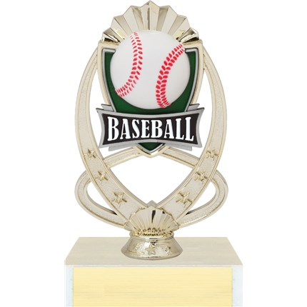 Meridian Figure Trophy Series - Baseball
