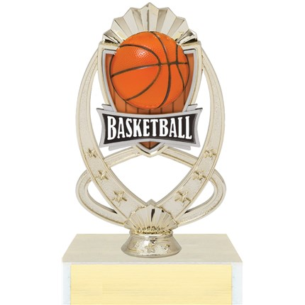 Figure Trophy Series - Basketball