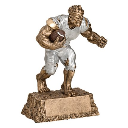 MONSTER RESIN SERIES - FOOTBALL