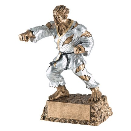 MONSTER RESIN SERIES - KARATE