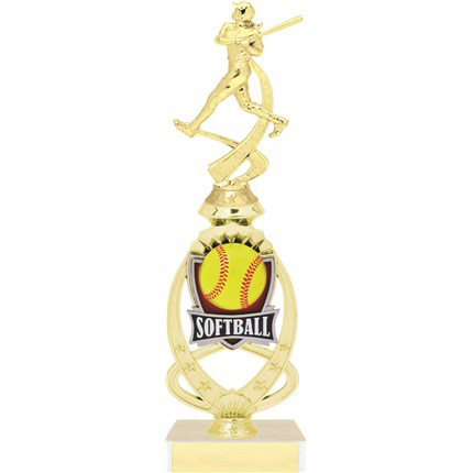 Meridian Sport Riser Trophy Series - Softball