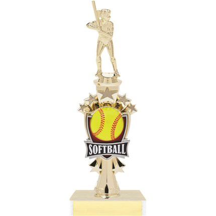 All Star Sport Riser Trophy Series - Softball