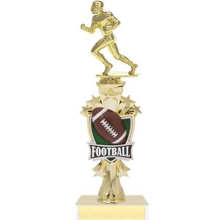 All Star Sport Riser Trophy Series - Football