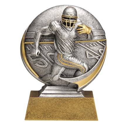 3D MOTION XTREME RESIN SERIES - FOOTBALL