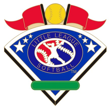 Little League Softball Tournament Pin Series - All Purpose