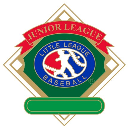 Junior League Baseball Pin Series - All Purpose