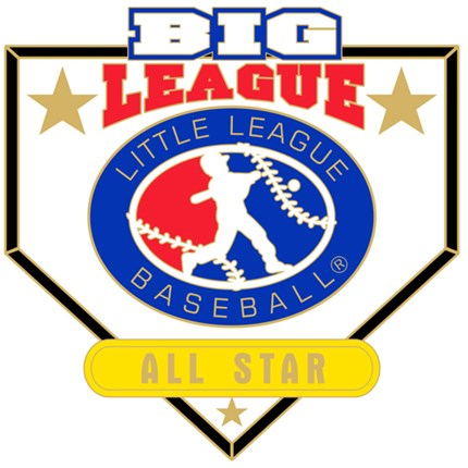 Big League Baseball Pin Series - All Star