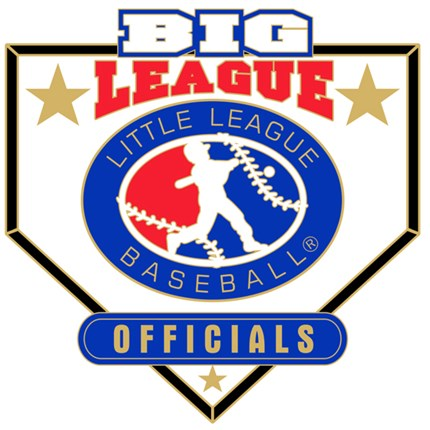 Big League Baseball Pin Series - Officials