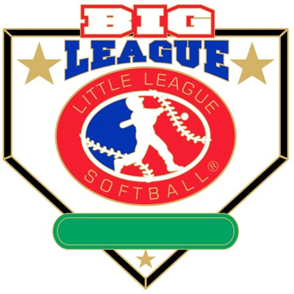 Big League Softball Pin Series - All Purpose