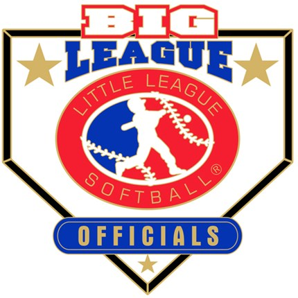 Big League Softball Pin Series - Officials