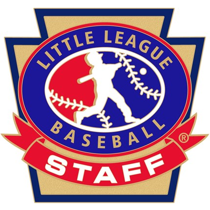Little League Baseball Pin Series - Staff