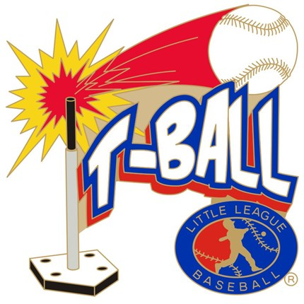 Little League Baseball Pin Series - T-Ball