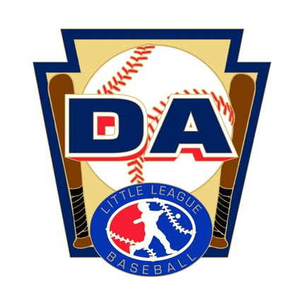 Little League Baseball Pin Series - DA