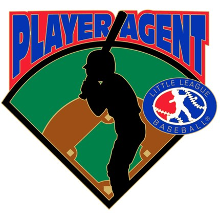 Little League Baseball Pin Series - Player Agent