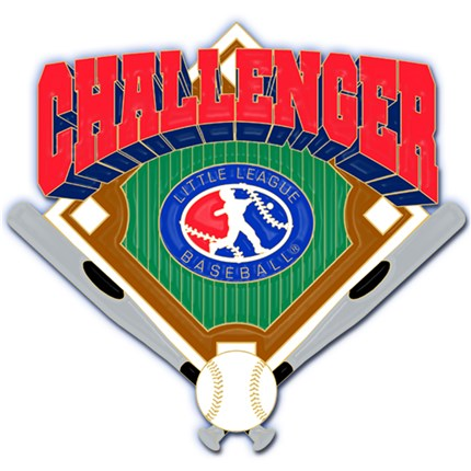 Little League Baseball Pin Series - Challenger