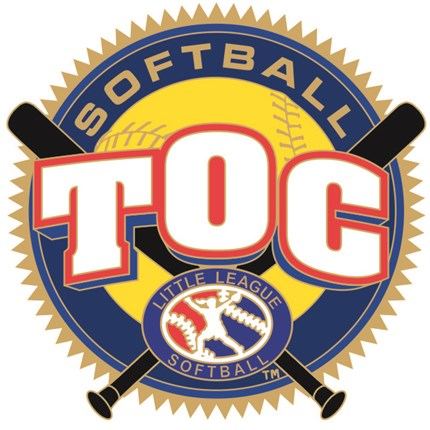 Little League Softball Pin Series - TOC