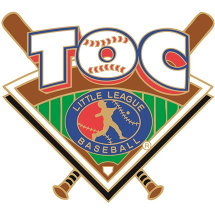 Little League Baseball Pin Series - TOC