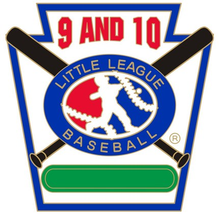 9 & 10 Year Old Baseball Pin Series - All Purpose
