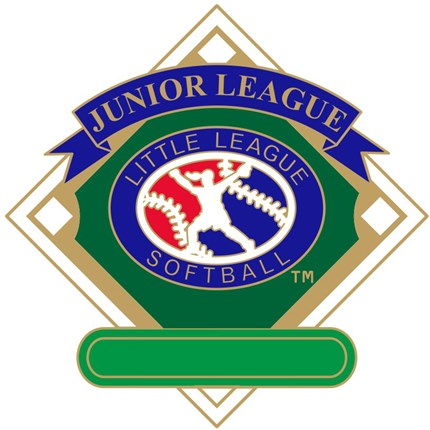 Junior League Softball Pin Series - All Purpose