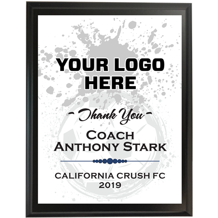 Full Color Sublimation Plaque