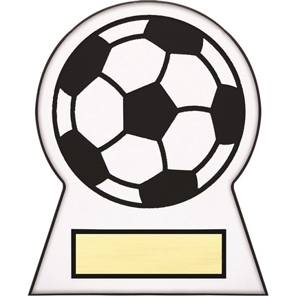 Signable Plaque Series - Soccer