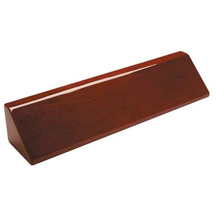 PIANO FINISH DESK WEDGES