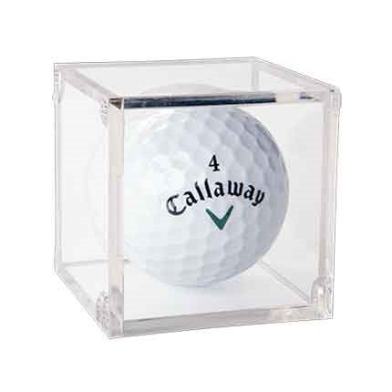 BALLQUBE DISPLAY CASES - GOLF