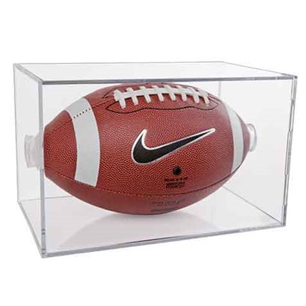 BALLQUBE DISPLAY CASES - FOOTBALL