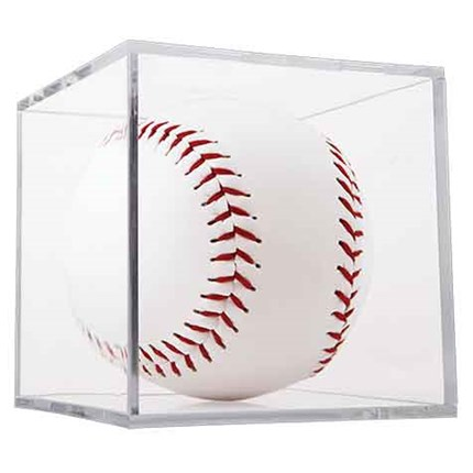 BALLQUBE DISPLAY CASES - SOFTBALL
