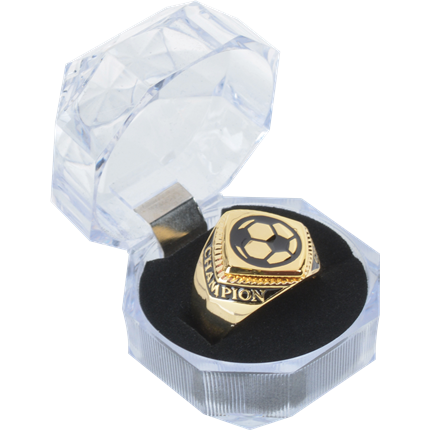 CHEVRON CHAMPION - RING BOX
