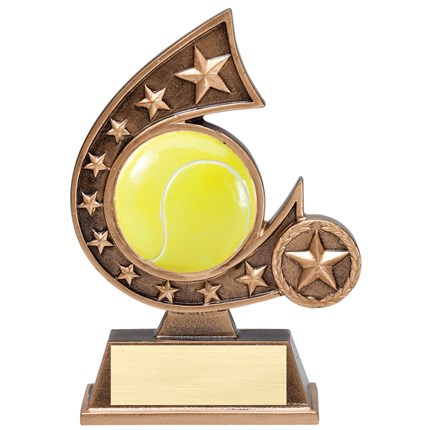RESIN COMET RESIN SERIES - TENNIS