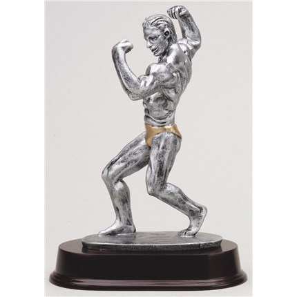 ANTIQUE ACTION RESIN SERIES - BODYBUILDING, M