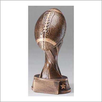 SPIRAL RESIN SERIES - FOOTBALL
