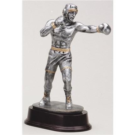 ANTIQUE ACTION RESIN SERIES - BOXING