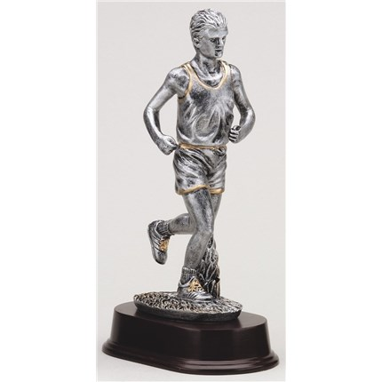 ANTIQUE ACTION RESIN SERIES - RUNNING, M