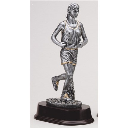 ANTIQUE ACTION RESIN SERIES - RUNNING, F