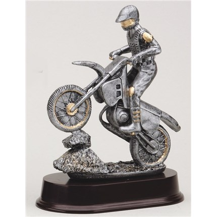 ANTIQUE ACTION RESIN SERIES - MOTOCROSS