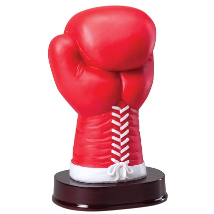 MULTI-COLOR STATUETTE RESIN SERIES - BOXING
