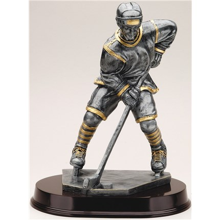 ANTIQUE ACTION RESIN SERIES - HOCKEY, M