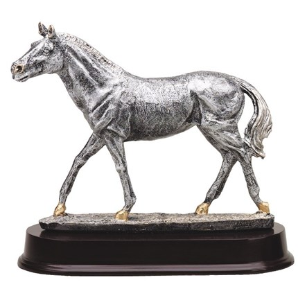 ANTIQUE ACTION RESIN SERIES - HORSE