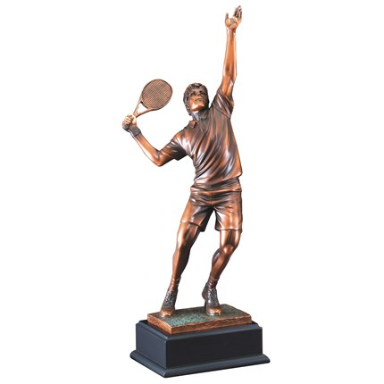 GALLERY SCULPTURE SERIES - TENNIS, M