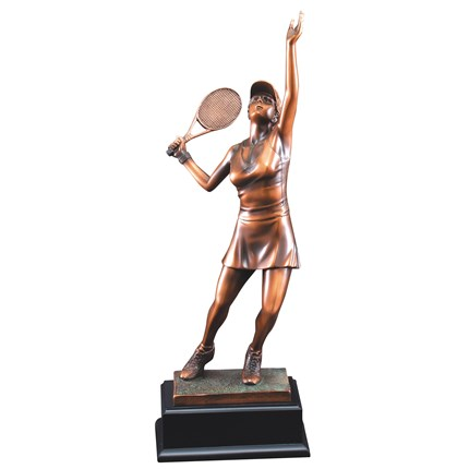 GALLERY SCULPTURE SERIES - TENNIS, F