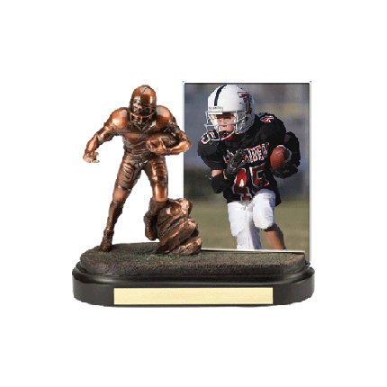Picture Holder Resin Series - Football